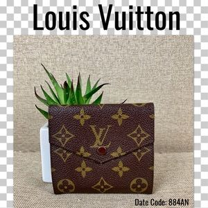 Louis Vuitton Bifold Wallet Mongram